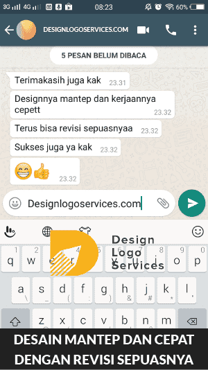 jasa pembuatan desain logo terbaik profesional